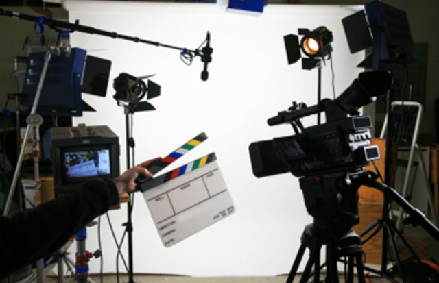 Estudiando Produccion audiovisual