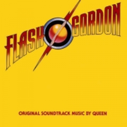 soundtrack for FLASH GORDON