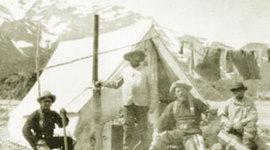 Alaskan Gold Rush timeline