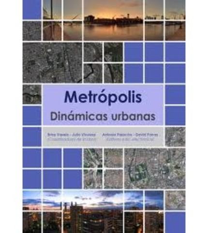 Publicación de la obra Dinámica Urbana