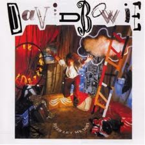 Never Let Me Down is released in April 1987.