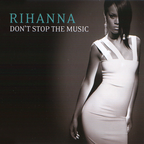 #6 Don't Stop the Music