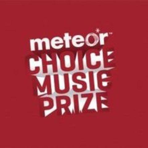 """Irish  Album of the Year """"Choice Music Prize"""""""