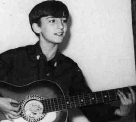 John Plays His First Gig