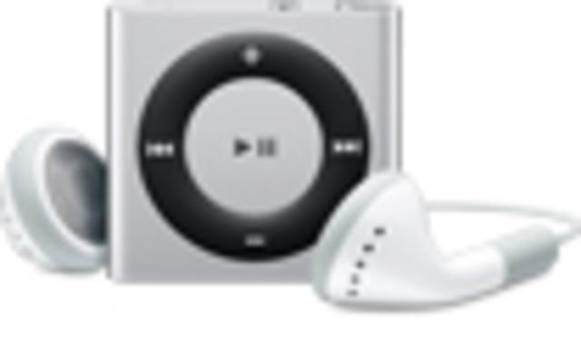 samallest iPod in the world