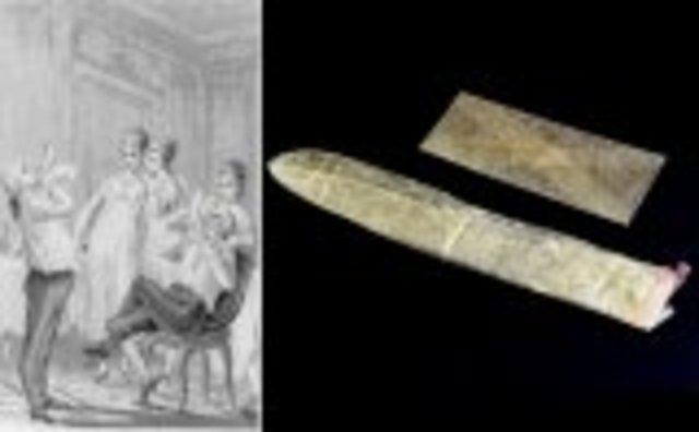1700's -- Use of Condoms