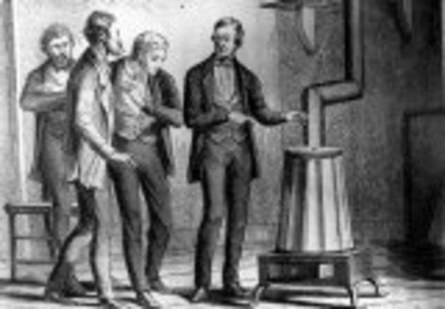 1844 -- Invention of vulcanized rubber