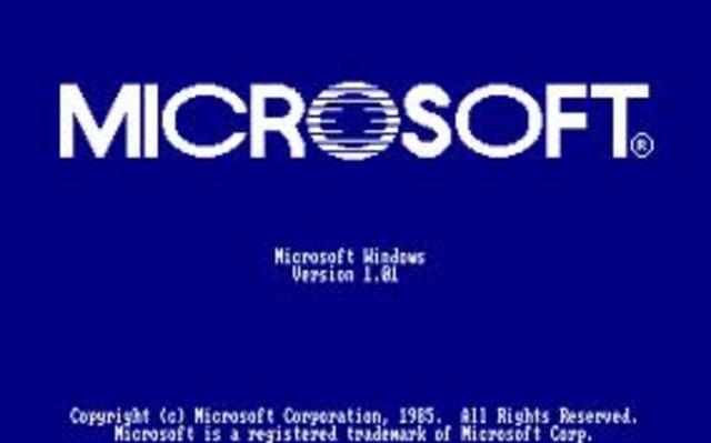 microsoft windows history timeline