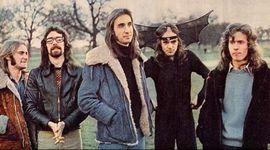 Discografía de Genesis (Era Peter Gabriel) timeline