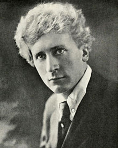 Percy Grainger emigrates to US