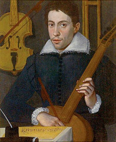 Claudio Monteverdi (1567-1643)