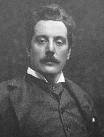 Romanticisme - Giacomo Puccini (1858-1924)