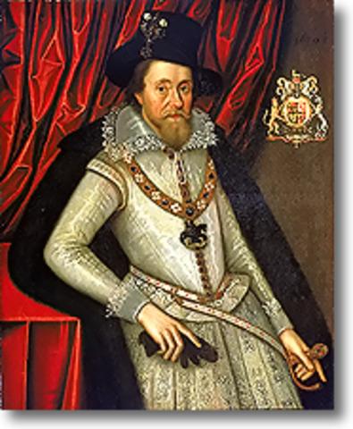 Reign of James I of England