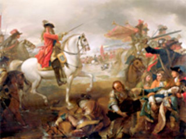 Englands Glorious Revolution
