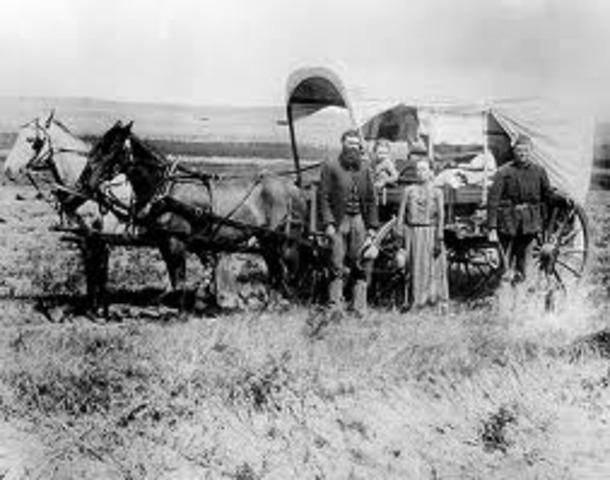 Pioneer Girl Growing Up On The Prairie