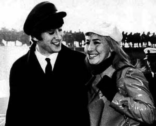 John Marries Cynthia