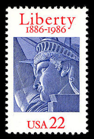 100th Anniversary of the Statue Of Liberty