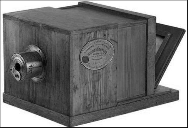 Invención del Daguerroptipo
