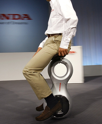 Honda Uniciycle