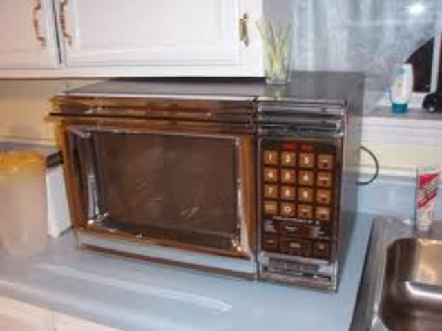 Development Of The Microwave Oven Timeline Timetoast
