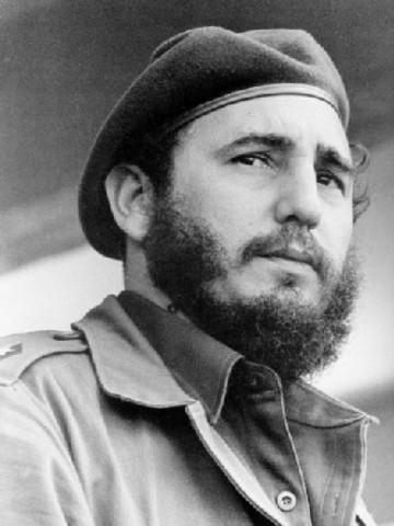 Fidel Castro Président