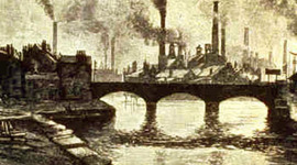 Expansion of American Industry  timeline
