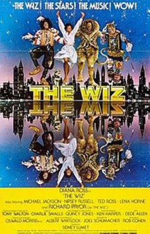 Michael Jackson starred in The Wiz