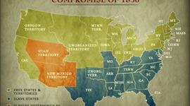 Sectional Politics: 1820-1861 timeline