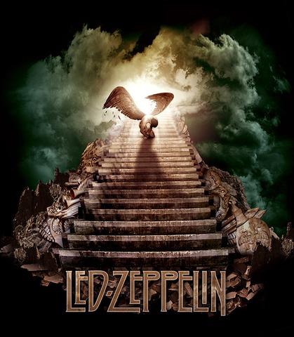 inicio de led Zeppelin