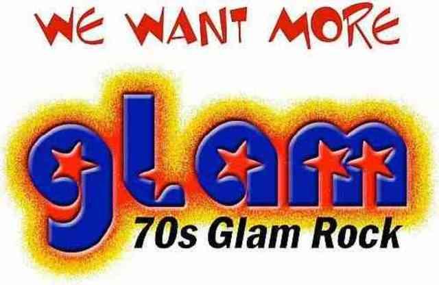 inicios de la musica glam