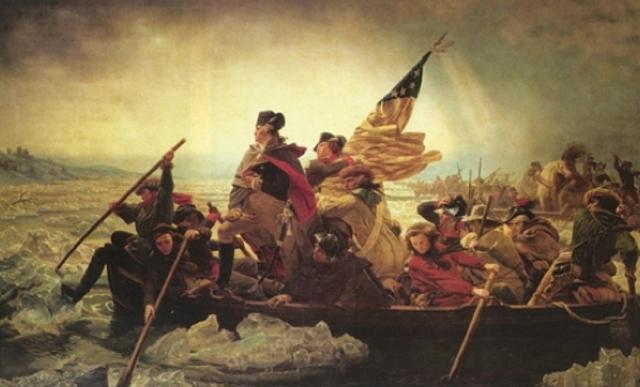 Start of the Revolutionary War