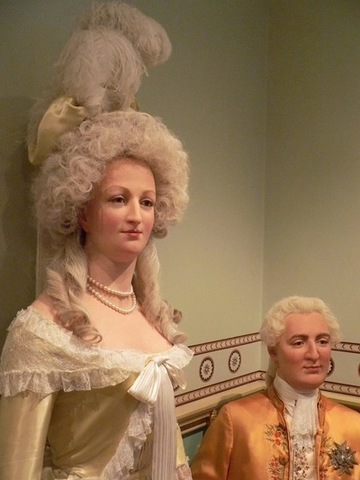 Marie and Louis XVI married
