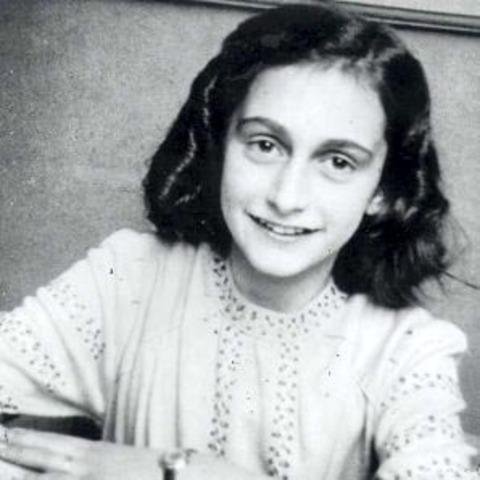 Nacimiento de Anne Frank