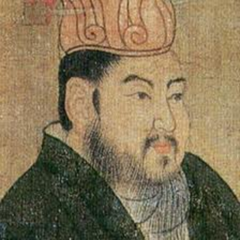 Emperor Yangdi was killed by his followers