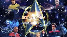 Star Trek TV Shows timeline