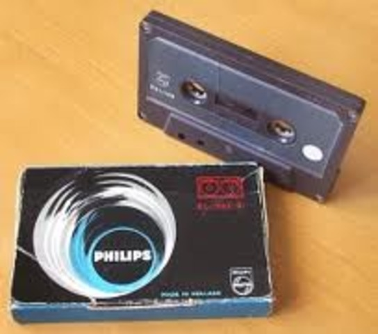 Phillips Compact Cassette