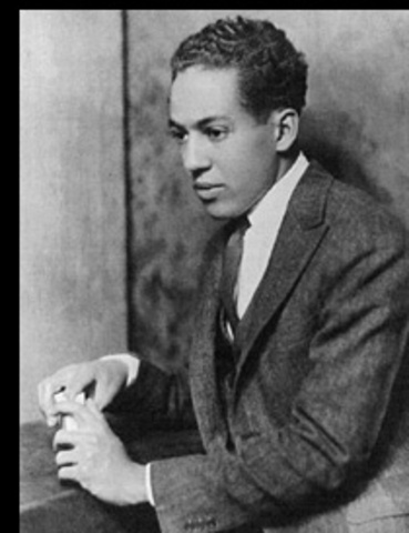 slave on the block langston hughes Langston hughes - poet - a poet, novelist, fiction writer, and playwright, langston hughes is known for his insightful, colorful portrayals of black life in america from the twenties through the sixties and was important in shaping the artistic contributions of the harlem renaissance.