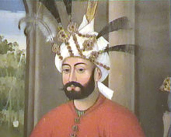 Shah Tahmasp takes power