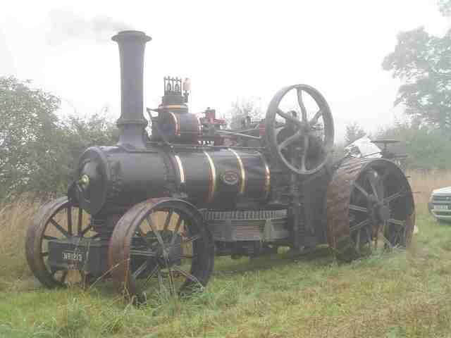 Steam Plough