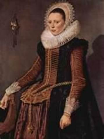Ciarah Zelechowski: Early Fashion of the 1600-1800's ...
