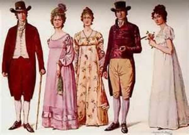 Ciarah Zelechowski Early Fashion Of The 1600 1800 S
