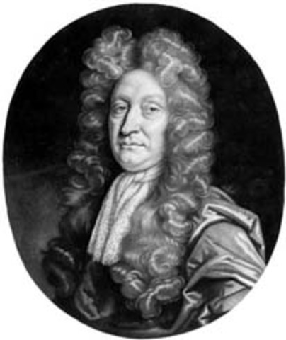 Death of John Dryden