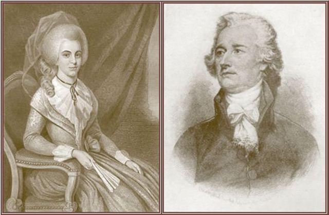 Alexander Hamilton Marries Elizabeth Schuyler