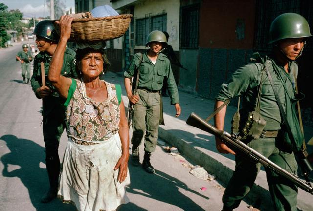Conflictos internos Centroamericanos