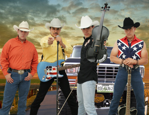 Antecedentes, la música country.