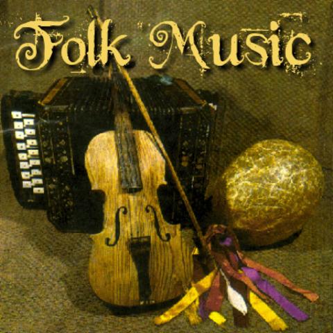 Música Folk.