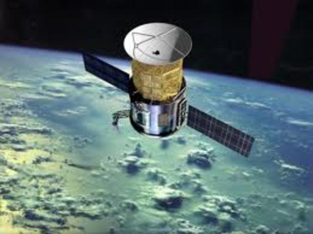 El satélite artificial Sputnik 1