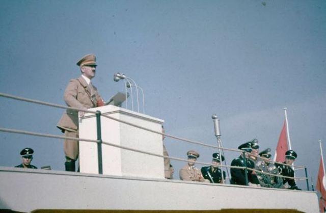Subida de Hitler al poder