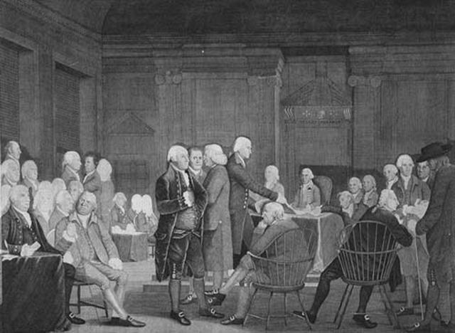 El Primer Congreso Continental