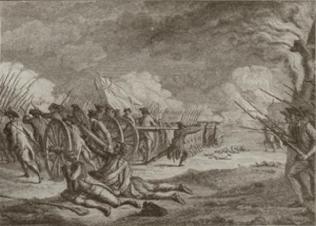 El Incidente de Lexington y Concord